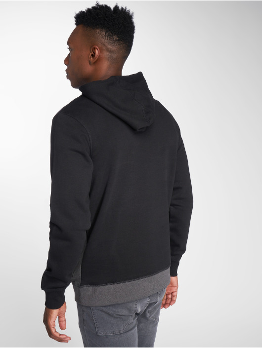 Jack & Jones Hoodies jcoPiping Sweat čern