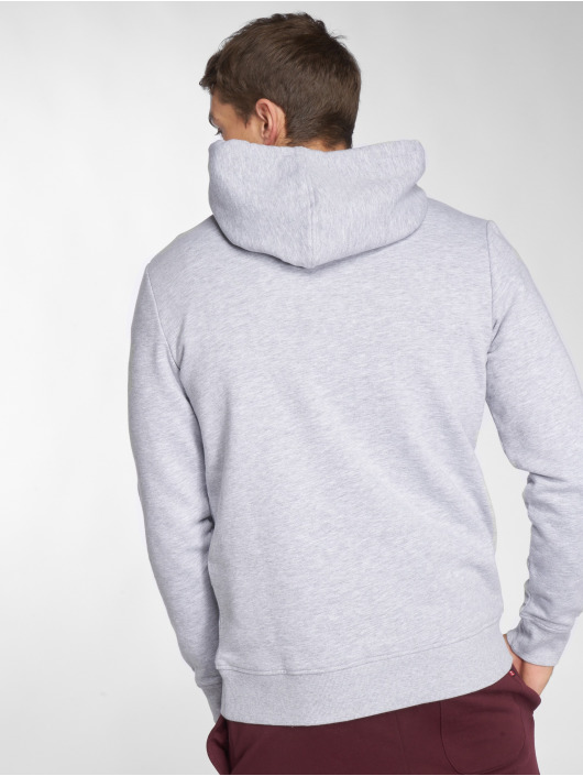 Jack & Jones Hoodies jcoBlock šedá