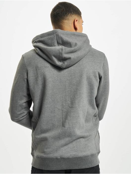 Jack & Jones Hoodies con zip jorLars grigio
