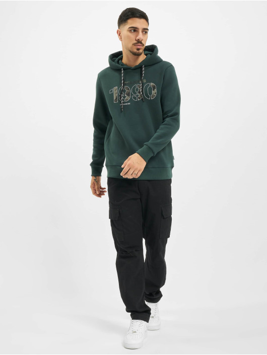 Jack & Jones Hoodies jcoRad grøn