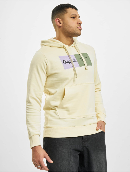 Jack & Jones Hoody jorJoshuas beige