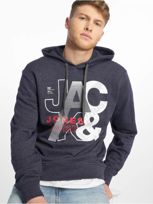 Jack & Jones Hoody jcoTilly blau
