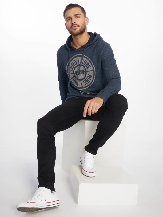 Jack & Jones Hoody jcoCalin blau