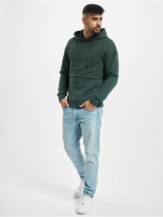 Jack & Jones Hoody jcoButton grün
