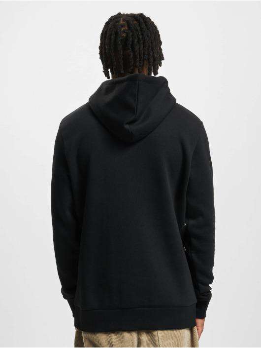 Jack & Jones Hoody jjeCorp Logo schwarz