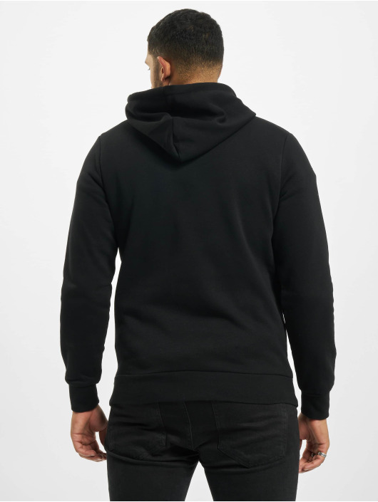 Jack & Jones Hoody jcoGravity schwarz