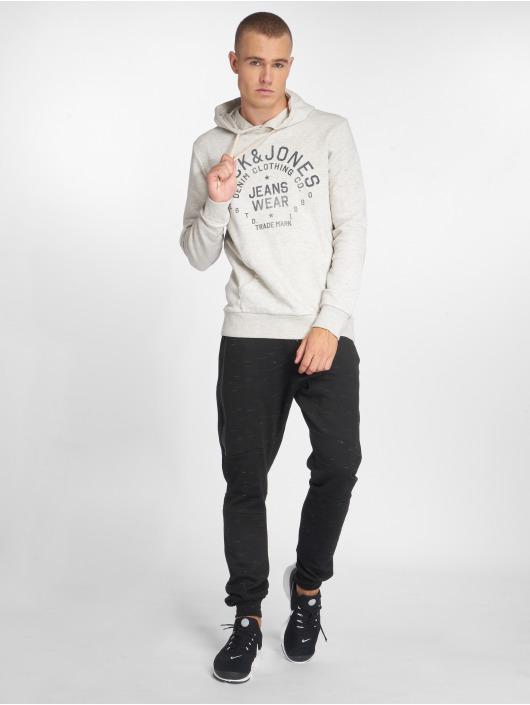 Jack & Jones Hoody jjeJeans wit
