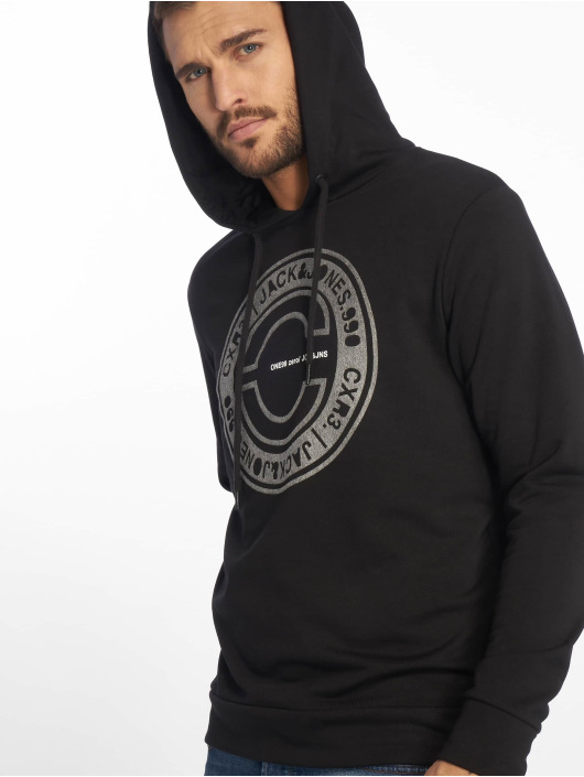 Jack & Jones Hoody jcoCalin zwart