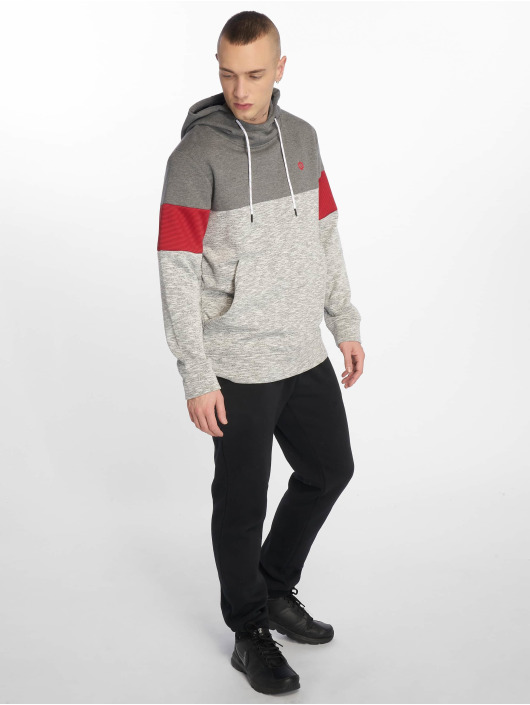 Jack & Jones Hupparit jcoMart harmaa