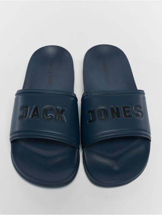Jack & Jones Japonki jfwLarry niebieski