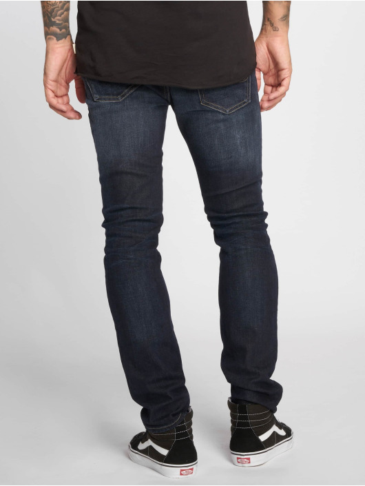 Jack & Jones Jean coupe droite jjiTim jjOriginal JOS 318 bleu