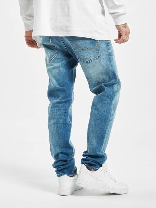 Jack & Jones Jean coupe droite jjiMike Jjoriginal Jos 411 bleu