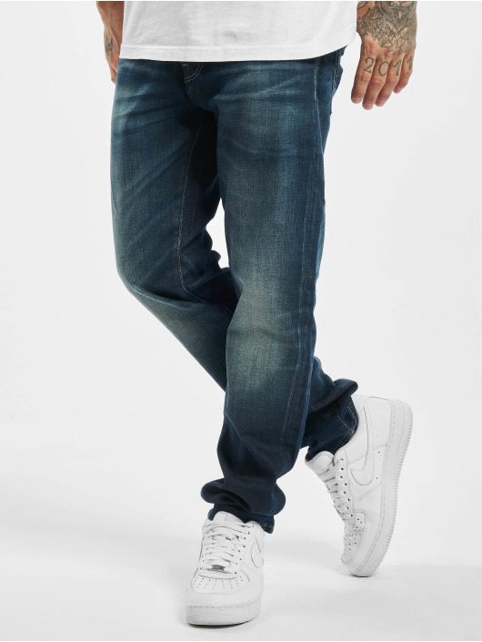 Jack & Jones Jean slim jjiMike jjIcon Noos bleu