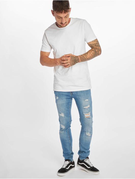 Jack & Jones Jeans slim fit jjiLiam jjOriginal blu