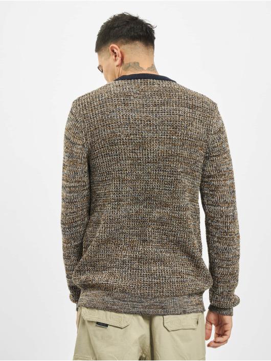 Jack & Jones Jersey jorWoods Knit marrón
