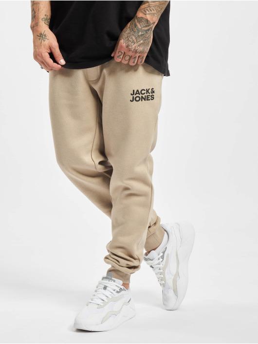 Jack & Jones Jogging Jjigordon Jjnewsoft GMS beige
