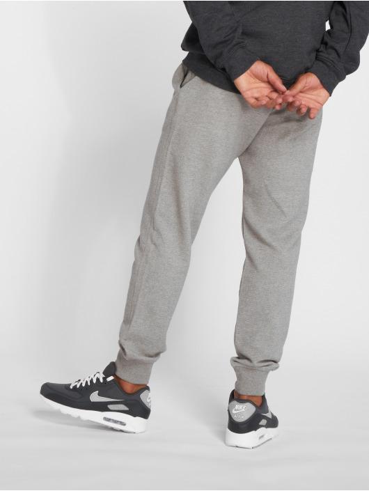 Jack & Jones Jogging kalhoty jjePique šedá