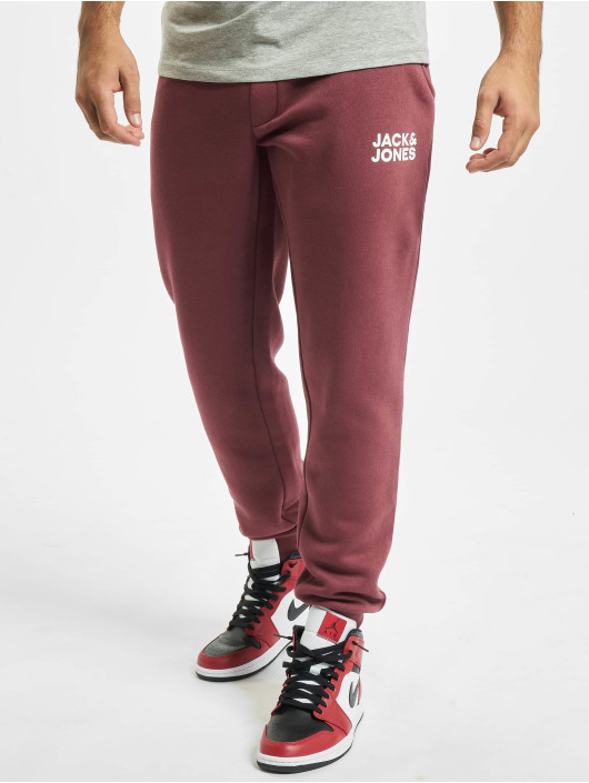 Jack & Jones joggingbroek jjiGordon jjNewsoft Noos rood