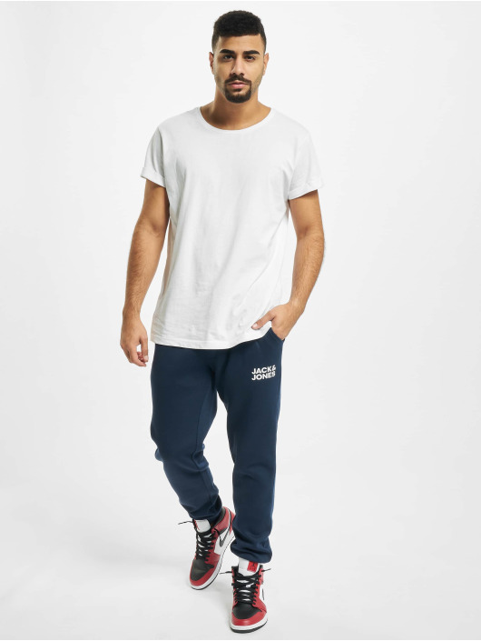 Jack & Jones Joggingbukser jjiGordon jjNewsoft Noos blå