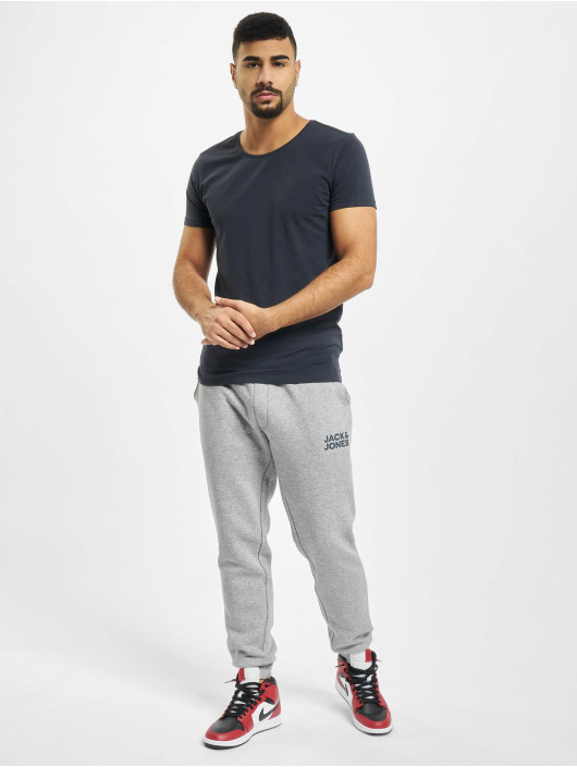 Jack & Jones Joggingbukser Jjigordon Jjnewsoft grå