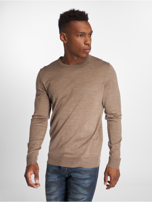 Jack & Jones Jumper jprMark beige