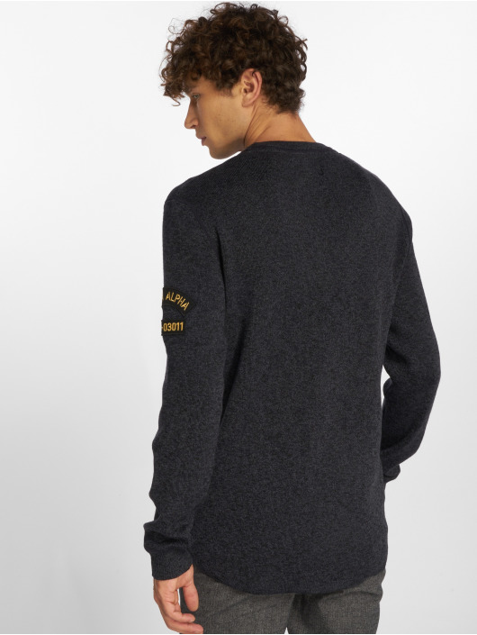 Jack & Jones Jumper Sky Captain blue