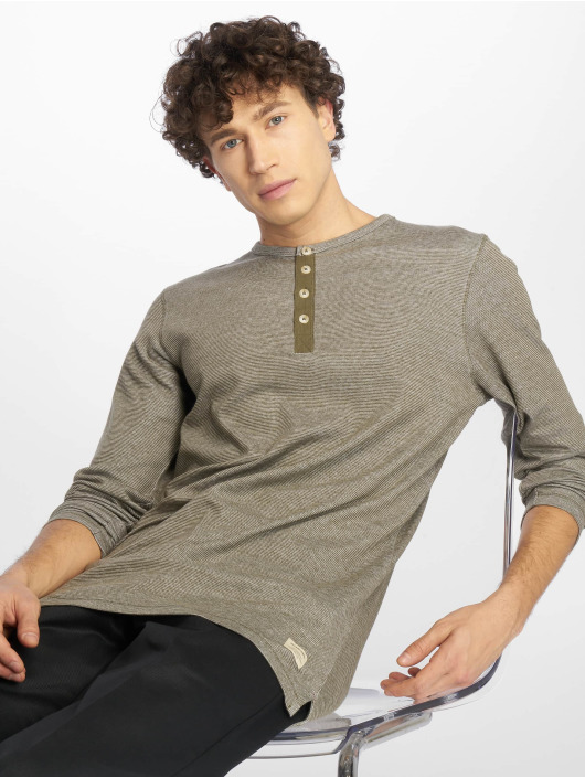 Jack & Jones Jumper jjeGiovanni Granddad olive