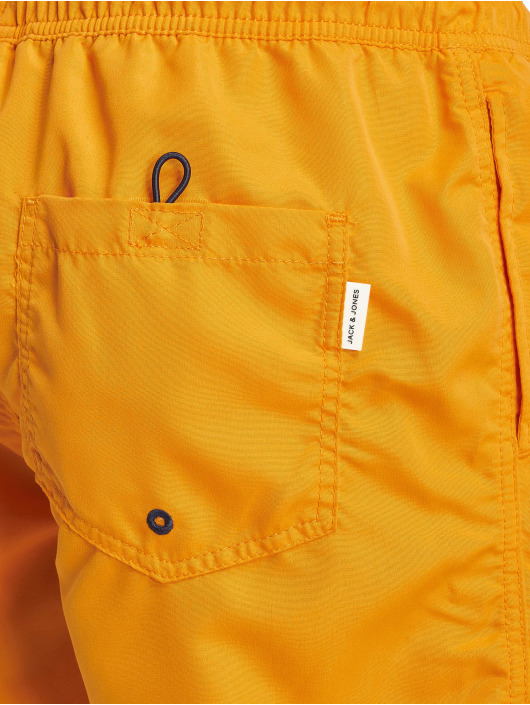 Jack & Jones Kúpacie šortky jjiCali jjSwim oranžová