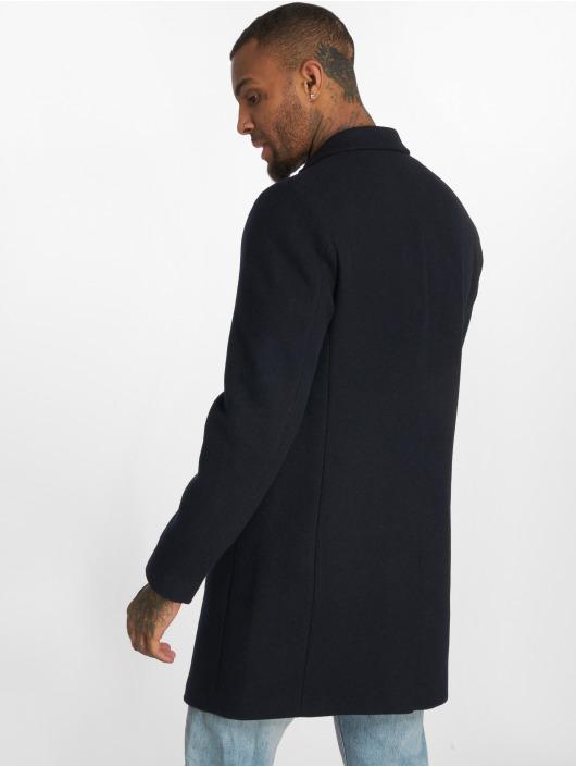 Jack & Jones Kabáty jprMorten modrá