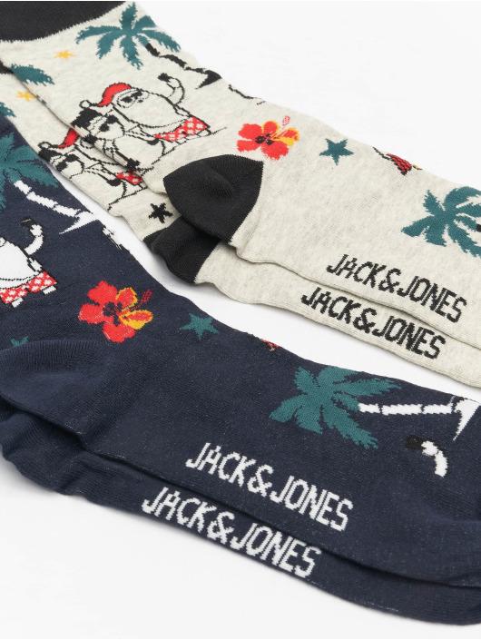 Jack & Jones Kalsonger jacOrg Giftbox blå