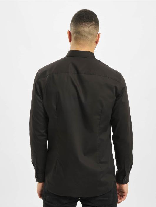 Jack & Jones Koszule jprNon Iron czarny