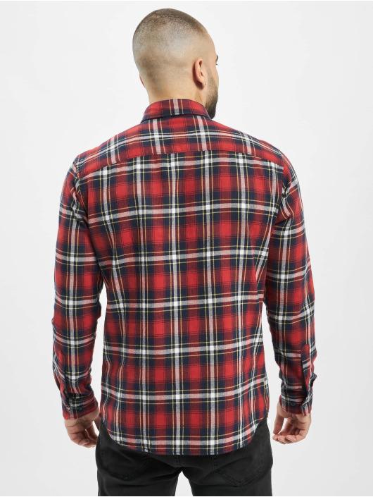 Jack & Jones Koszule jorBrook czerwony