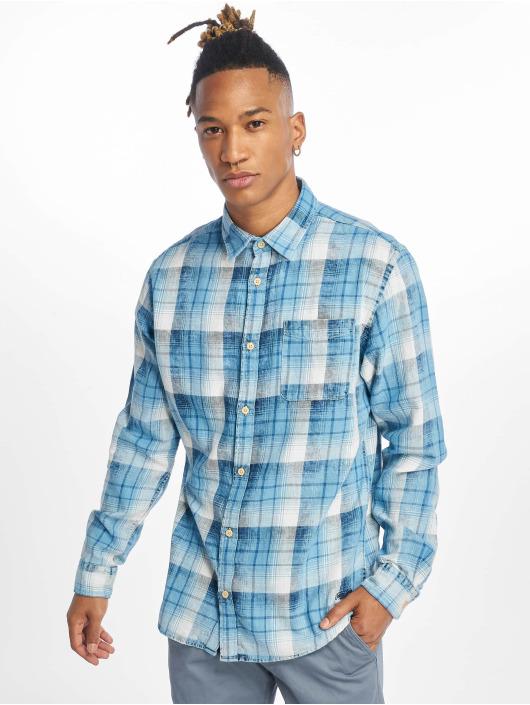 Jack & Jones Koszule jorKnox niebieski