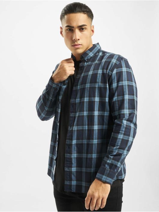 Jack & Jones Koszule jcoMahone Plain niebieski