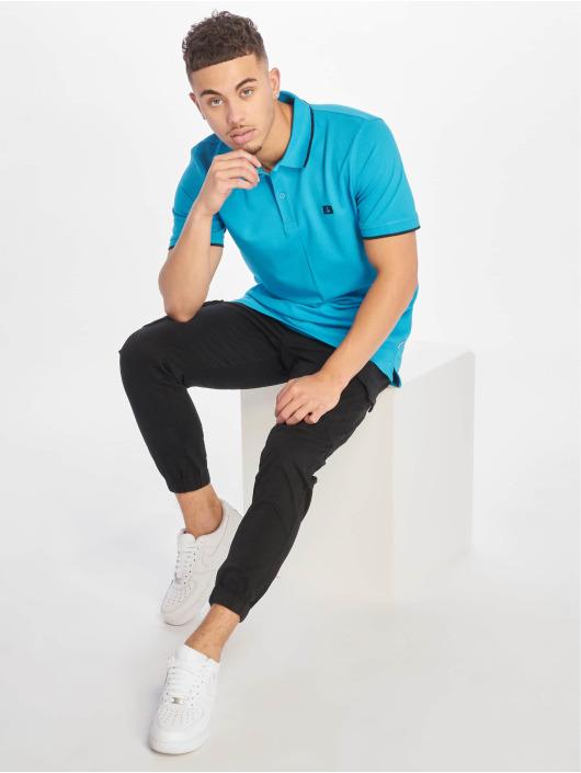 Jack & Jones Koszulki Polo jjeStone niebieski