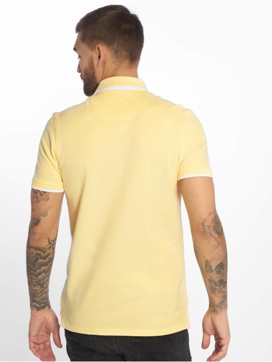 Jack & Jones Koszulki Polo jjePaulos zólty