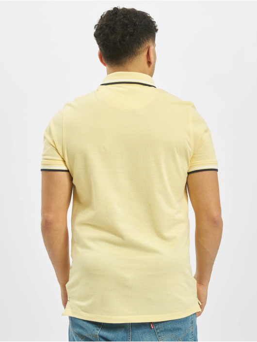 Jack & Jones Koszulki Polo jePaulos Noos zólty