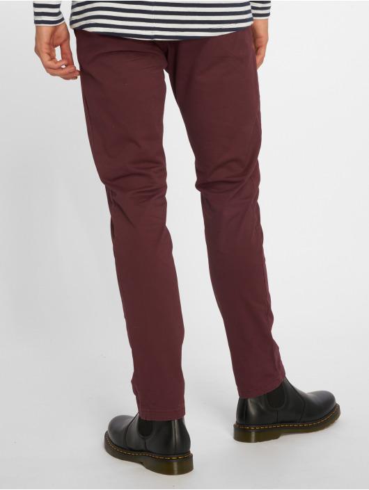 Jack & Jones Látkové kalhoty jImarco JjEnzo WW STS červený