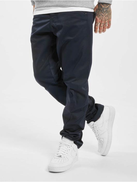 Jack & Jones Látkové kalhoty jjIdale jjColin AKM modrý