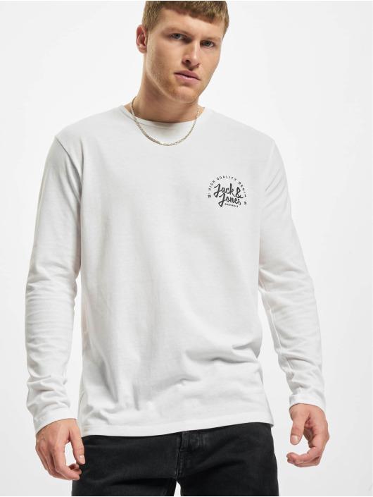 Jack & Jones Langærmede Jjkimbel hvid