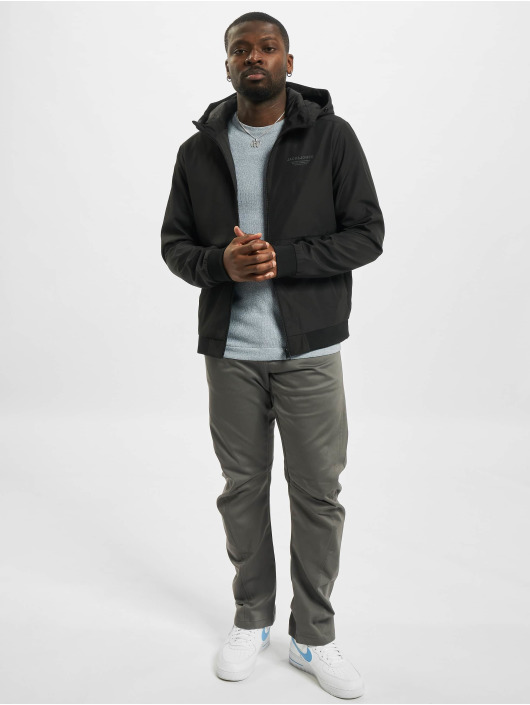 Jack & Jones Lightweight Jacket jjeSeam black