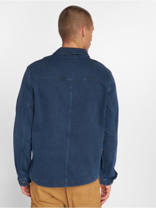 Jack & Jones Lightweight Jacket jjiWorker jjJacket blue