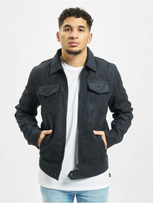 Jack & Jones Lightweight Jacket jprSanson blue