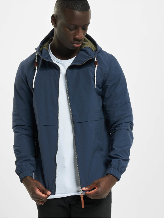 Jack & Jones Lightweight Jacket jjeNikolaj blue