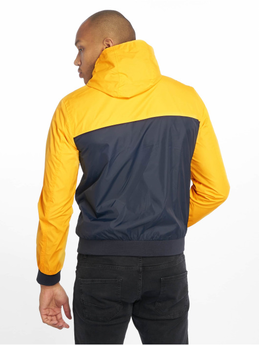 Jack & Jones Lightweight Jacket jcoPete gold colored