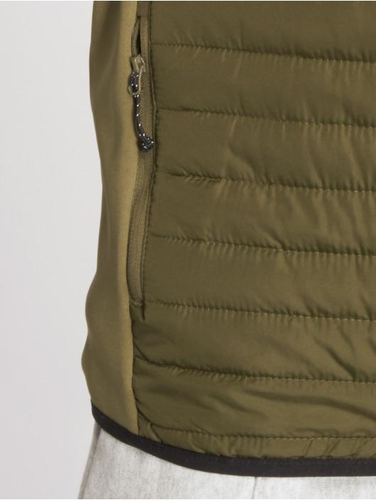 Jack & Jones Lightweight Jacket jjtMulti olive