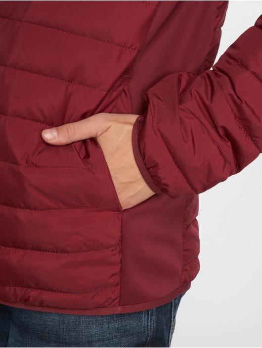 Jack & Jones Lightweight Jacket Jcoboom Block red