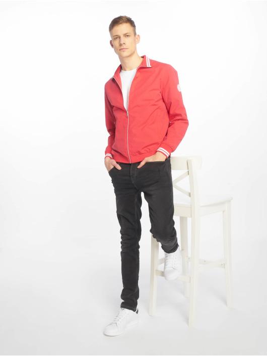Jack & Jones Lightweight Jacket jorOcean red