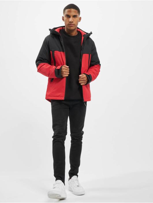Jack & Jones Lightweight Jacket jcoBeatle red