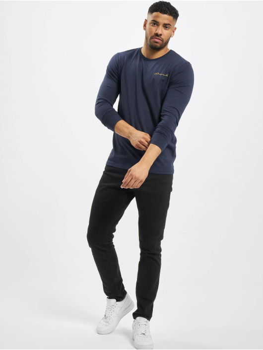 Jack & Jones Longsleeve jorNorth blau